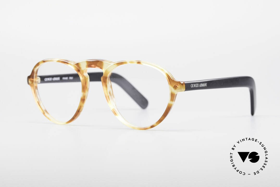 Giorgio Armani 315 True Vintage Eyeglass Frame, great combination of quality, design and comfort, Made for Men