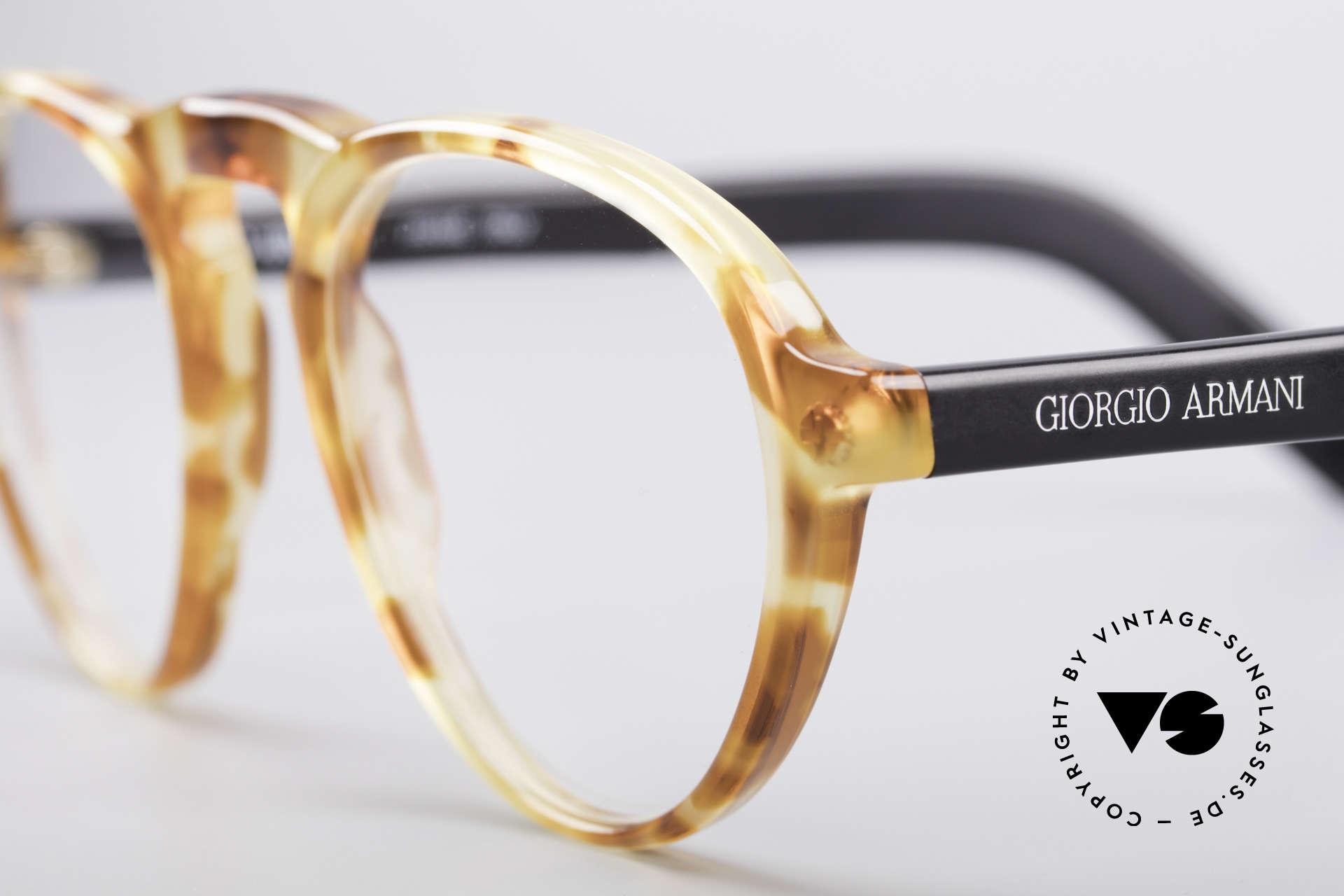 Giorgio Armani 315 True Vintage Eyeglass Frame, frame is made for lenses of any kind (optical/sun), Made for Men