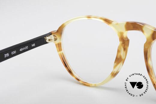 Giorgio Armani 315 True Vintage Eyeglass Frame, NO RETRO frame, but a rare 30 years old ORIGINAL, Made for Men