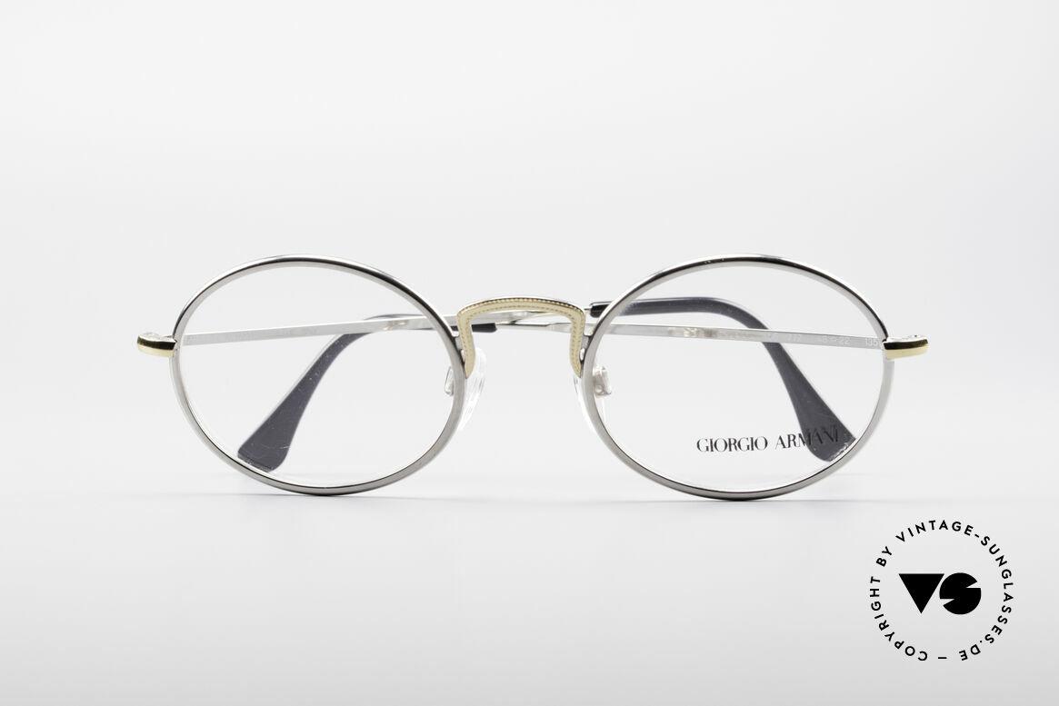 Giorgio Armani 156 Oval Vintage Eyeglasses