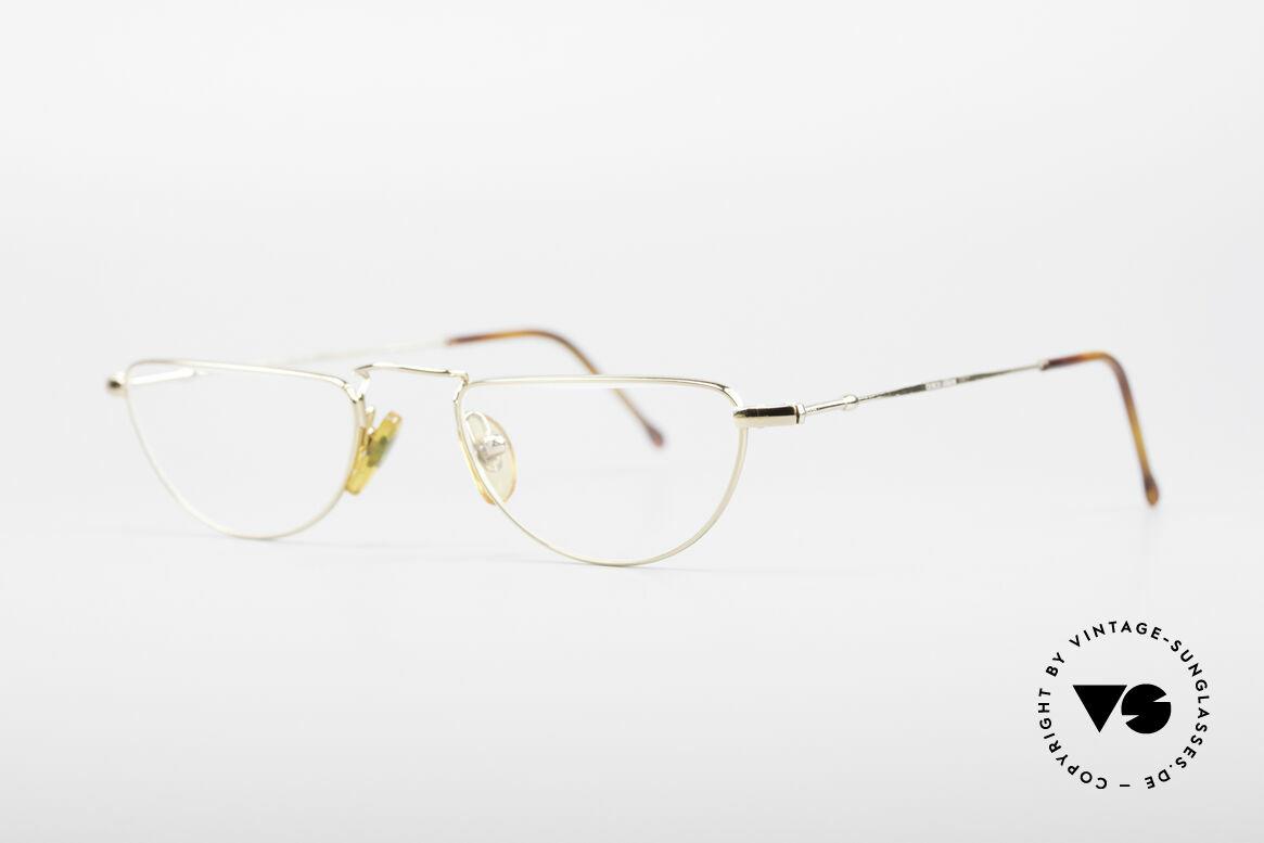 Giorgio Armani 254 80's Reading Glasses