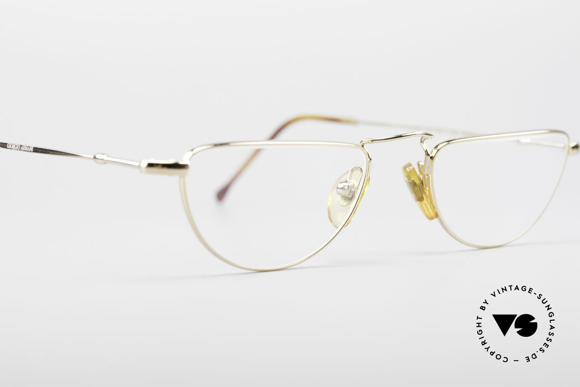 Giorgio Armani 254 80's Reading Glasses