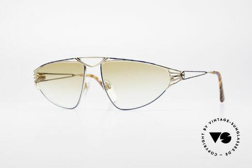 St. Moritz 4410 90's Luxury Sunglasses Details