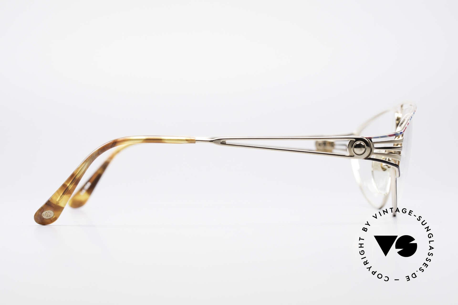 St. Moritz 4410 90's Luxury Eyeglasses, NO RETRO EYEWEAR, but a rare vintage 90's ORIGINAL, Made for Women