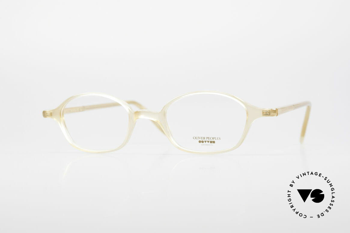 Oliver Peoples OP561 Classic 90's Eyeglass Frame