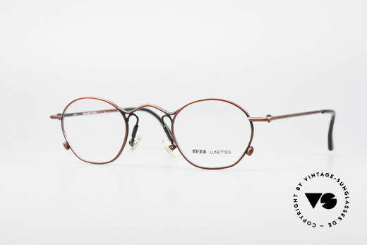 IDC 101 True Vintage No Retro Glasses Details