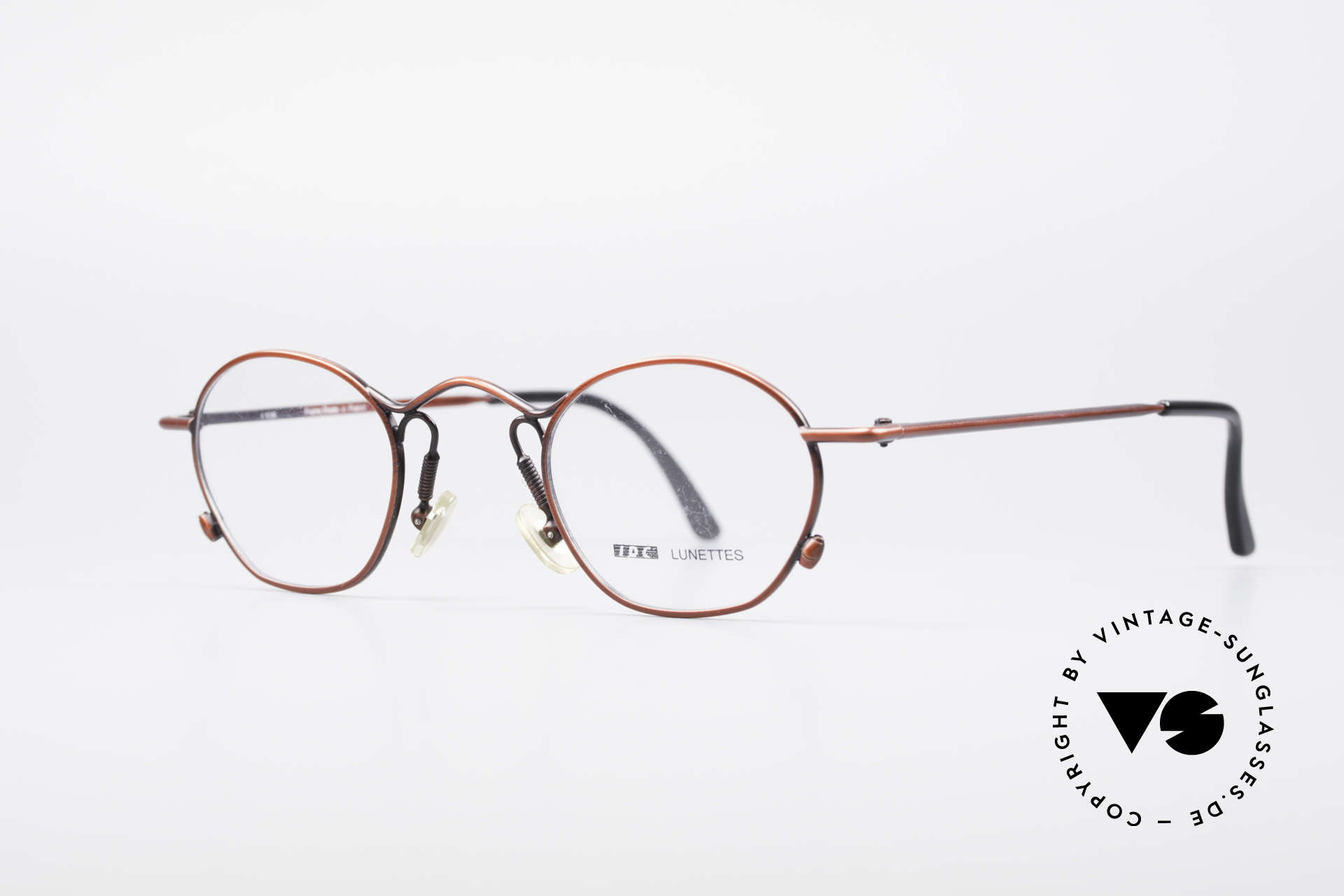 IDC 101 True Vintage No Retro Glasses, timeless unisex model with elegant frame-coloring, Made for Men and Women