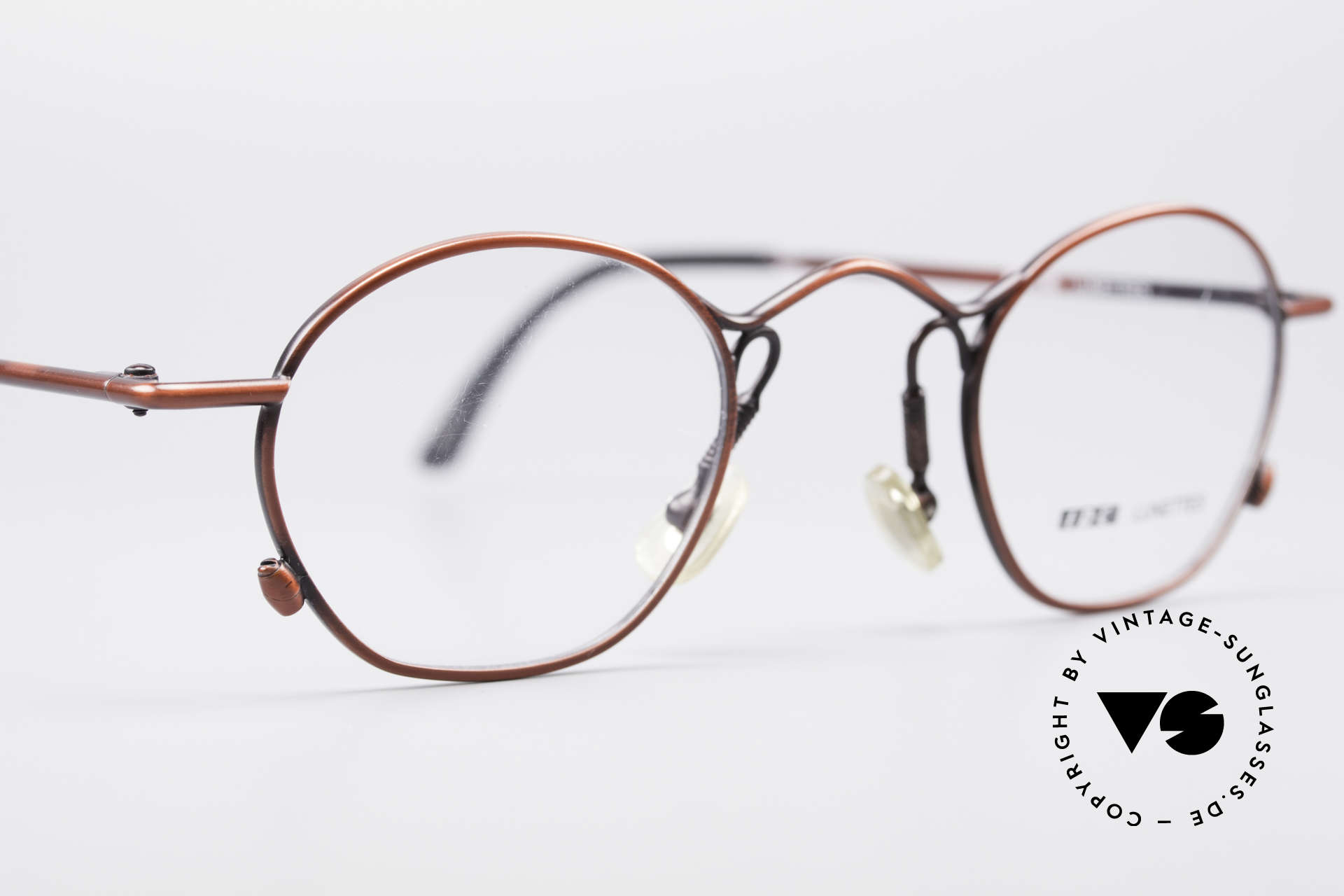 IDC 101 True Vintage No Retro Glasses, new old stock (like all our rare 90s designer frames), Made for Men and Women