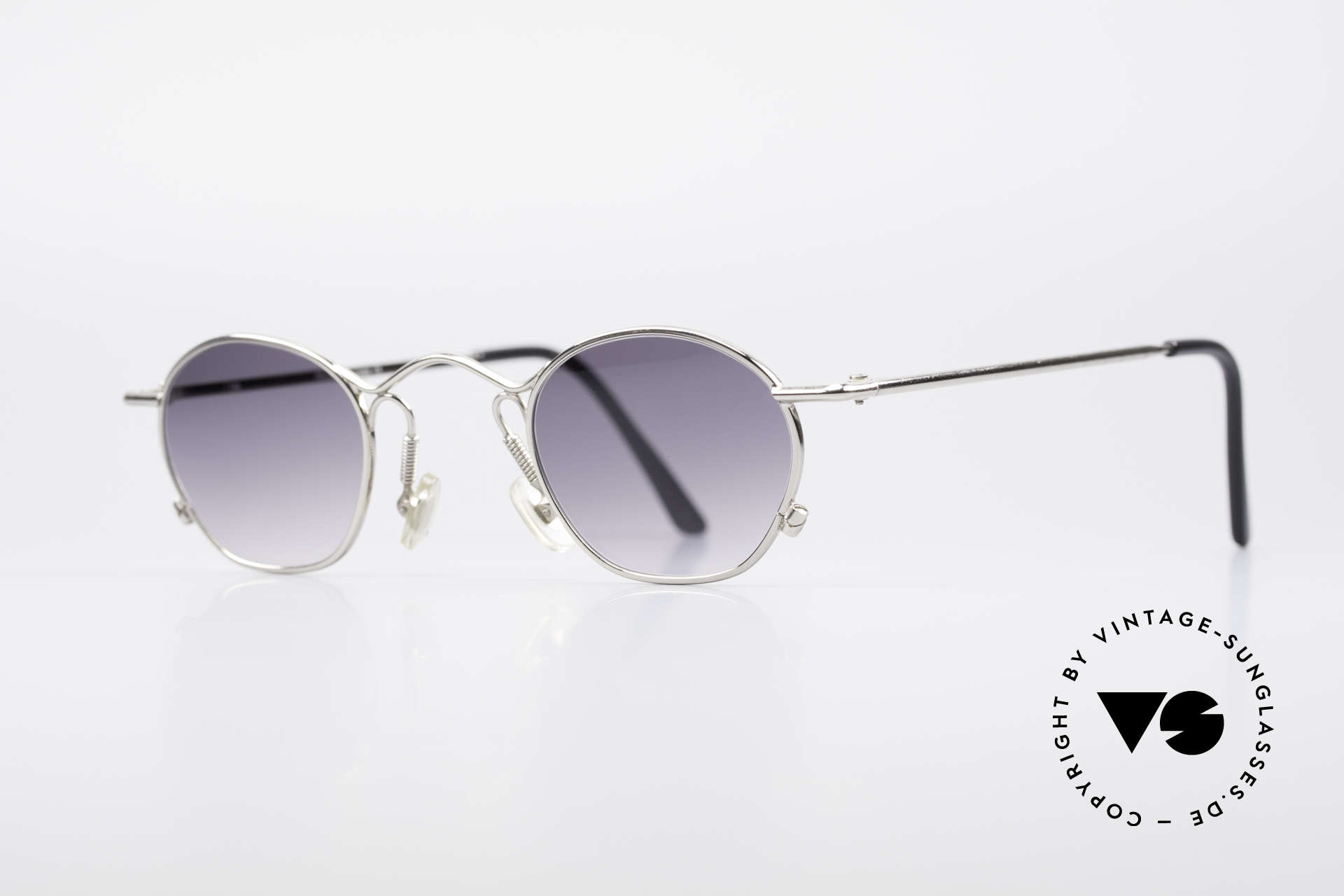 IDC 101 True Vintage No Retro Shades, timeless unisex model in SMALL SIZE (125 width)!, Made for Men and Women