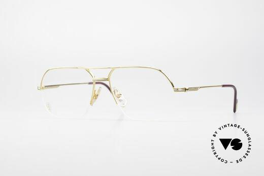 Cartier Orsay Luxury Vintage Eyeglasses Details