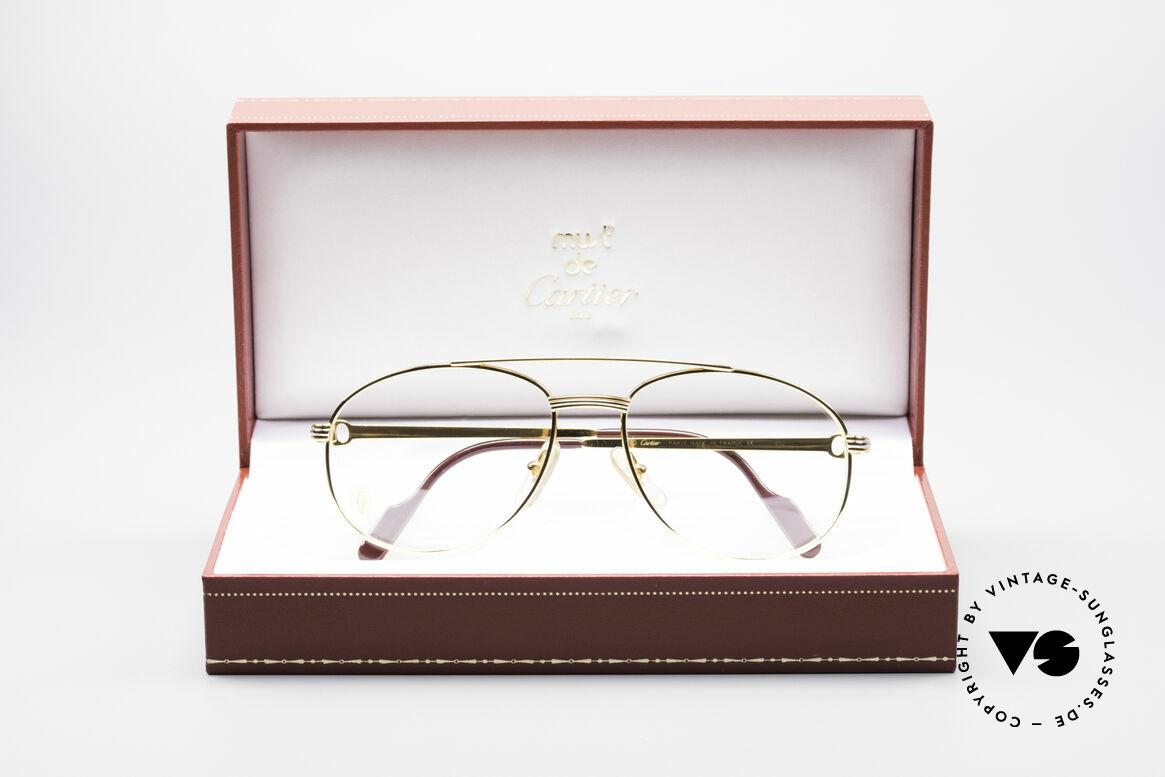 Cartier Driver 90's Luxury Eyeglasses