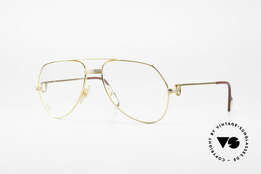 Cartier Vendome LC - S David Bowie Frame Details