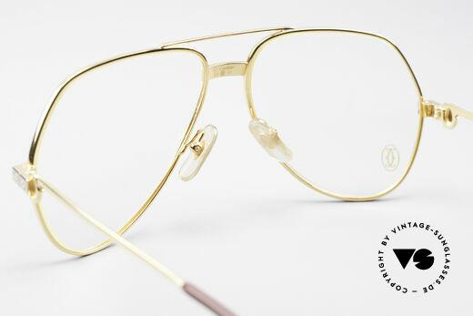 Cartier Vendome Santos - M James Bond Eyeglasses