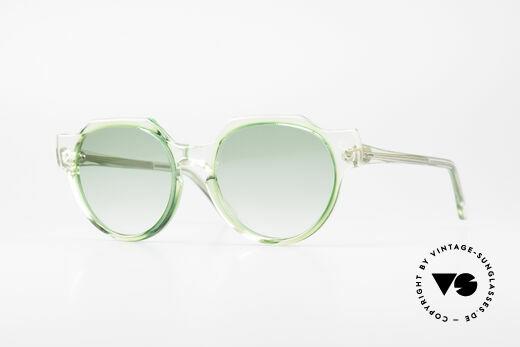 Emmanuelle Khanh 70's Panto Style Frame Details