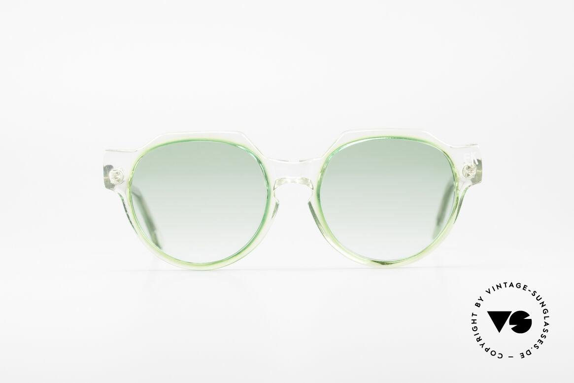 Emmanuelle Khanh 70's Panto Style Frame