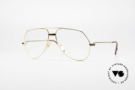 Cartier Vendome Laque - M Luxury Frame Details