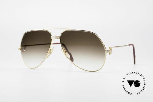 9b55cd000a9b Cartier Grand Pavage Diamond Glasses Details
