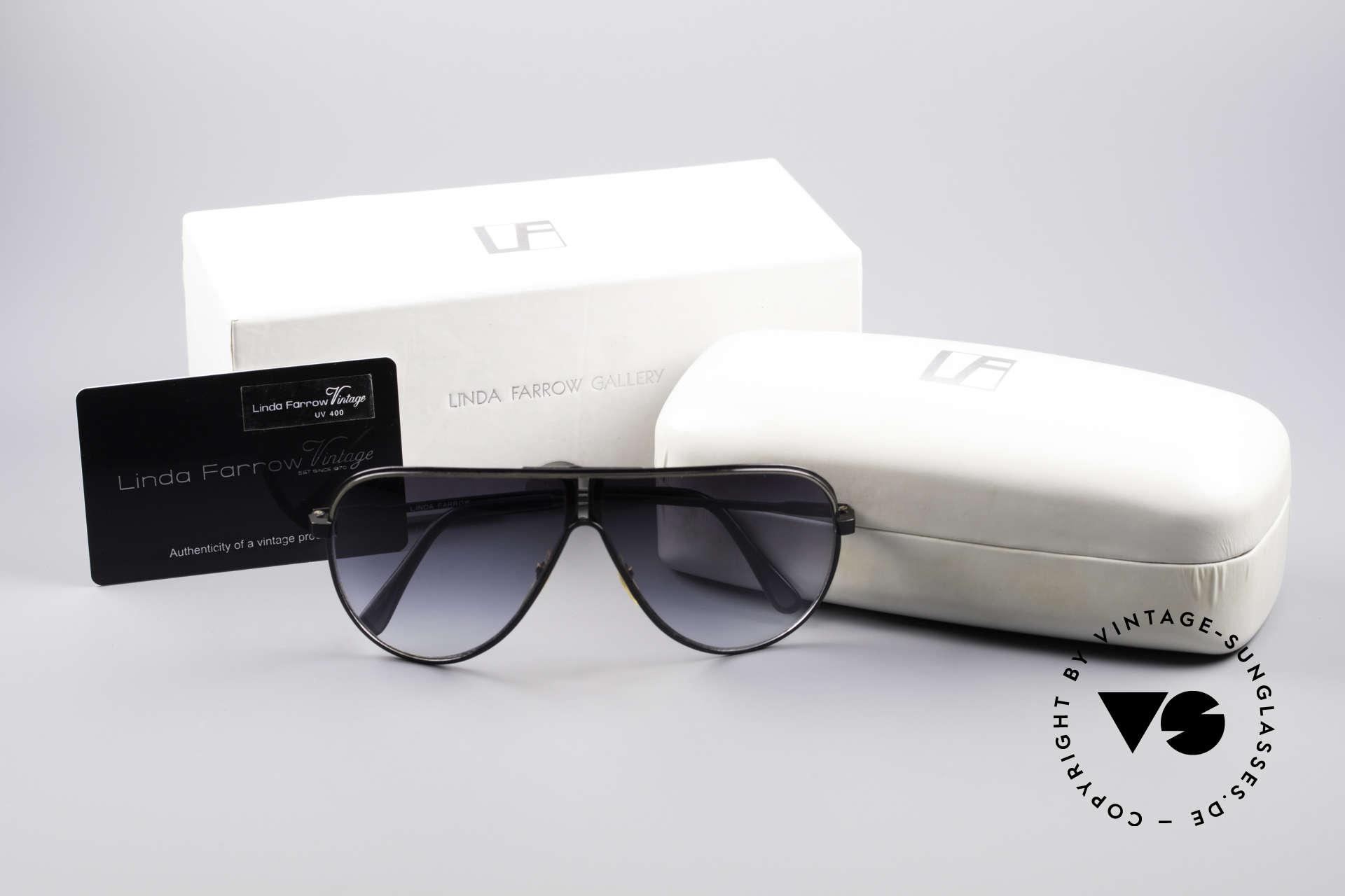 c59123a6d36a Sunglasses Linda Farrow 6031 Scarface Movie Glasses