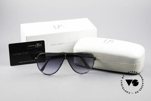 Linda Farrow 6031 Scarface Movie Glasses, Linda Farrow 6031 Scarface sunglasses: film history, Made for Men
