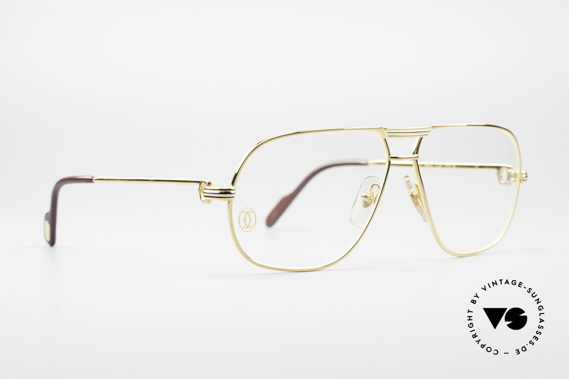 Cartier Tank - M Luxury Designer Eyeglasses