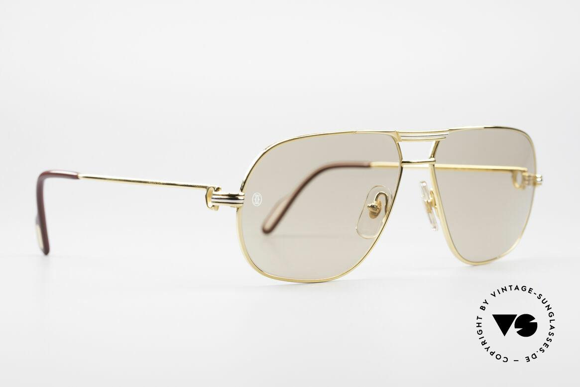 Cartier Tank - M Luxury Designer Sunglasses
