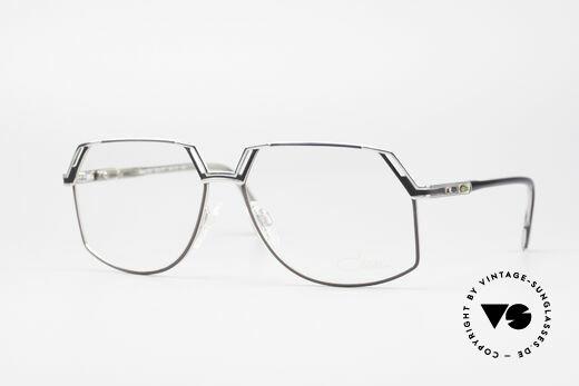 Cazal 738 True Vintage Eyeglasses Details