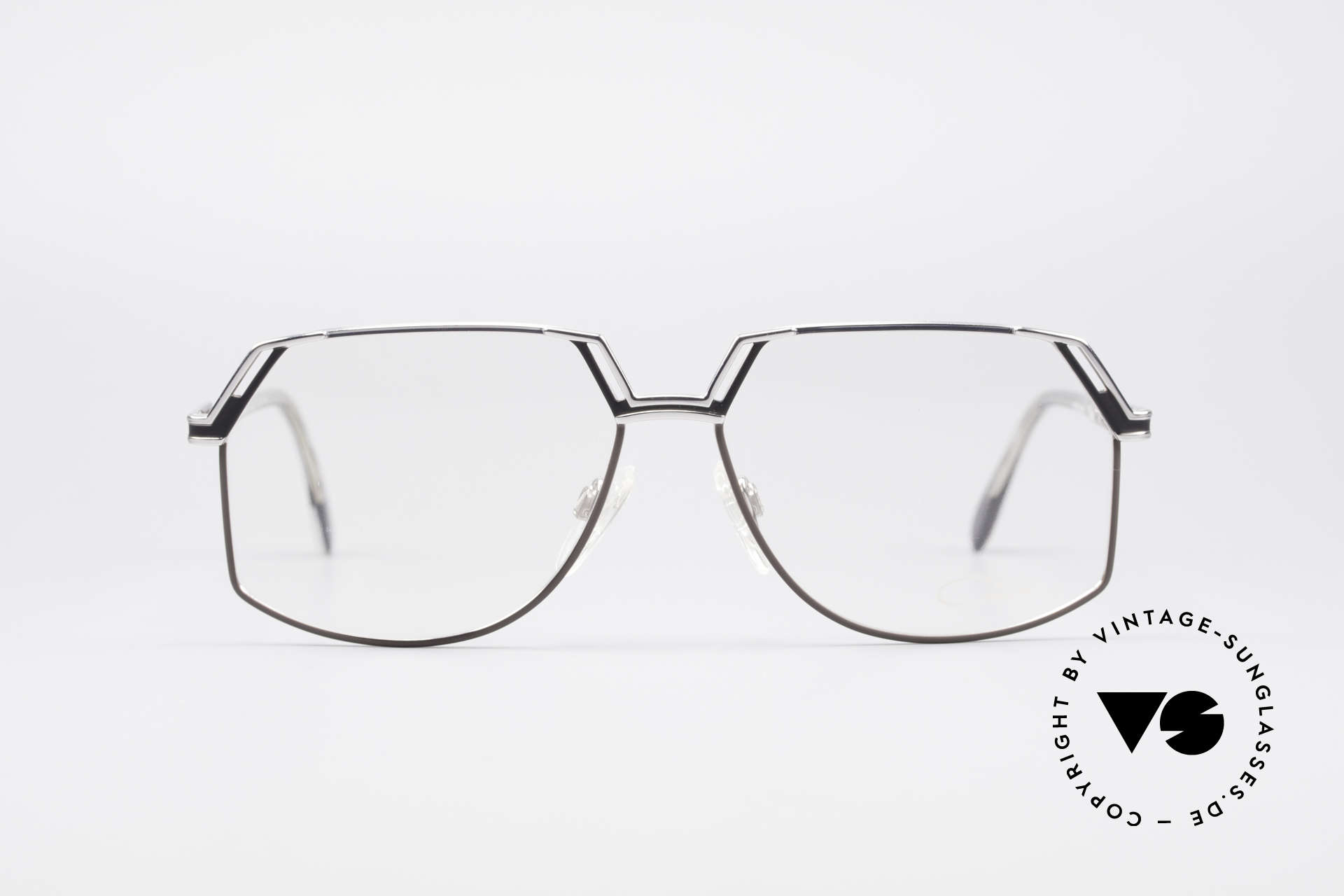 Cazal 738 True Vintage Eyeglasses, extraordinary frame design (really something different), Made for Men