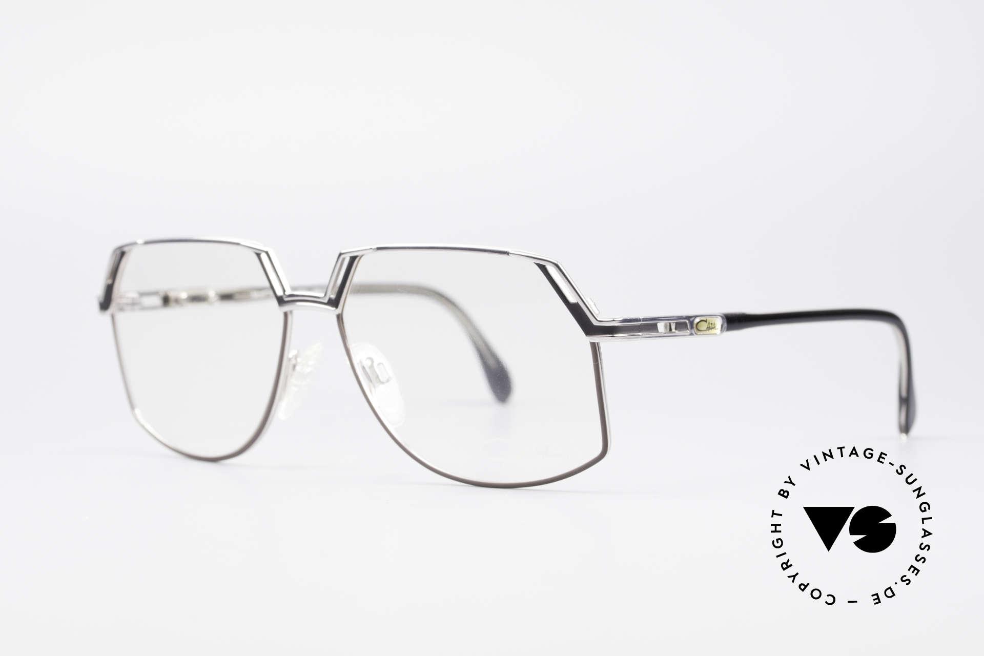 Cazal 738 True Vintage Eyeglasses, never worn, NOS (like all our old vintage Cazal glasses), Made for Men