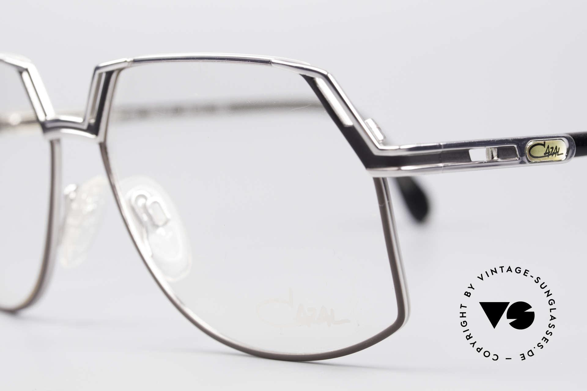 Cazal 738 True Vintage Eyeglasses, NO RETRO EYEWEAR, but a rare 30 years old ORIGINAL, Made for Men
