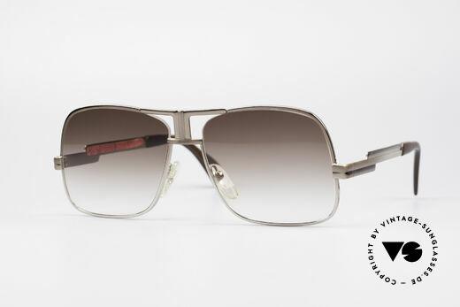 Cazal 701 Ultra Rare 70's Sunglasses Details