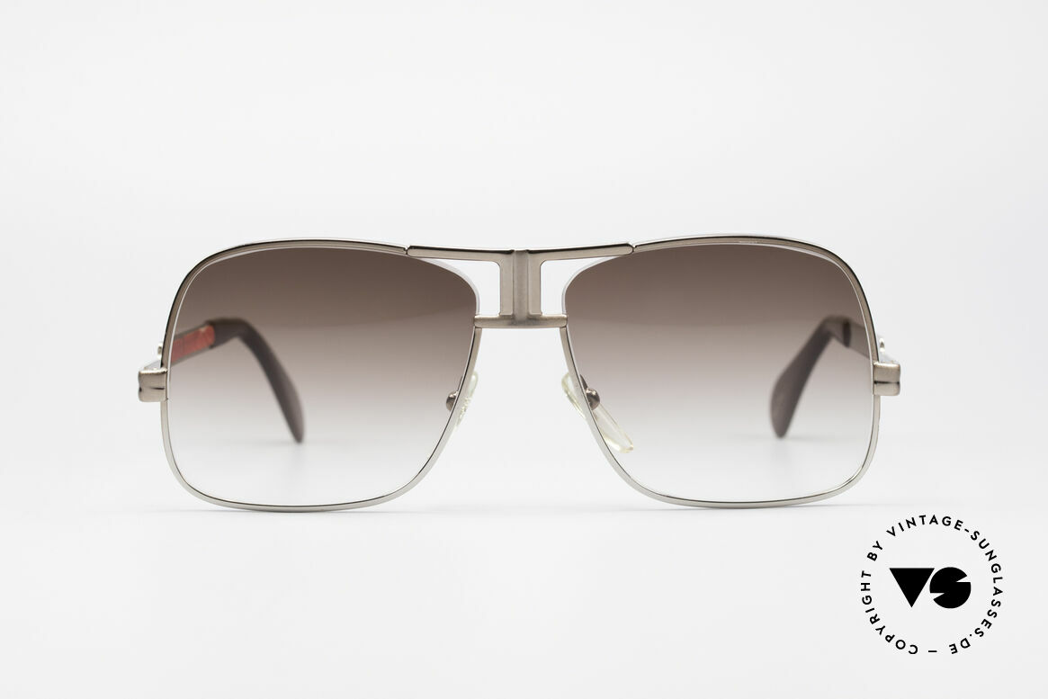Cazal 701 Ultra Rare 70's Sunglasses, monolithic quality, built to last, made in Germany, Made for Men