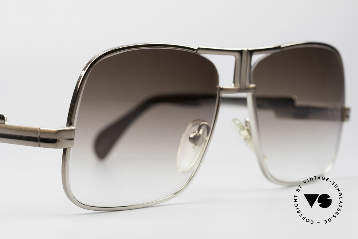 "Cazal 701 Ultra Rare 70's Sunglasses, unworn (""new old stock""); true vintage Cazal rarity, Made for Men"