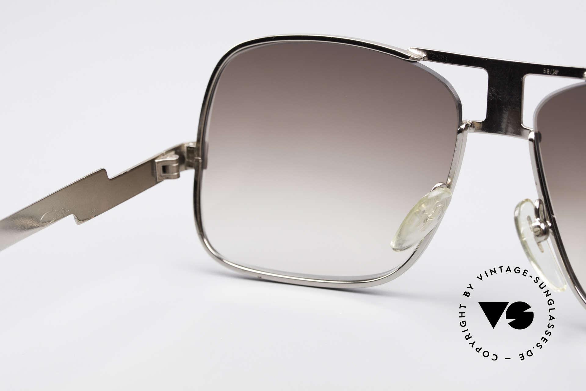Cazal 701 Ultra Rare 70's Sunglasses, NO retro shades, but a genuine 40 years old original, Made for Men