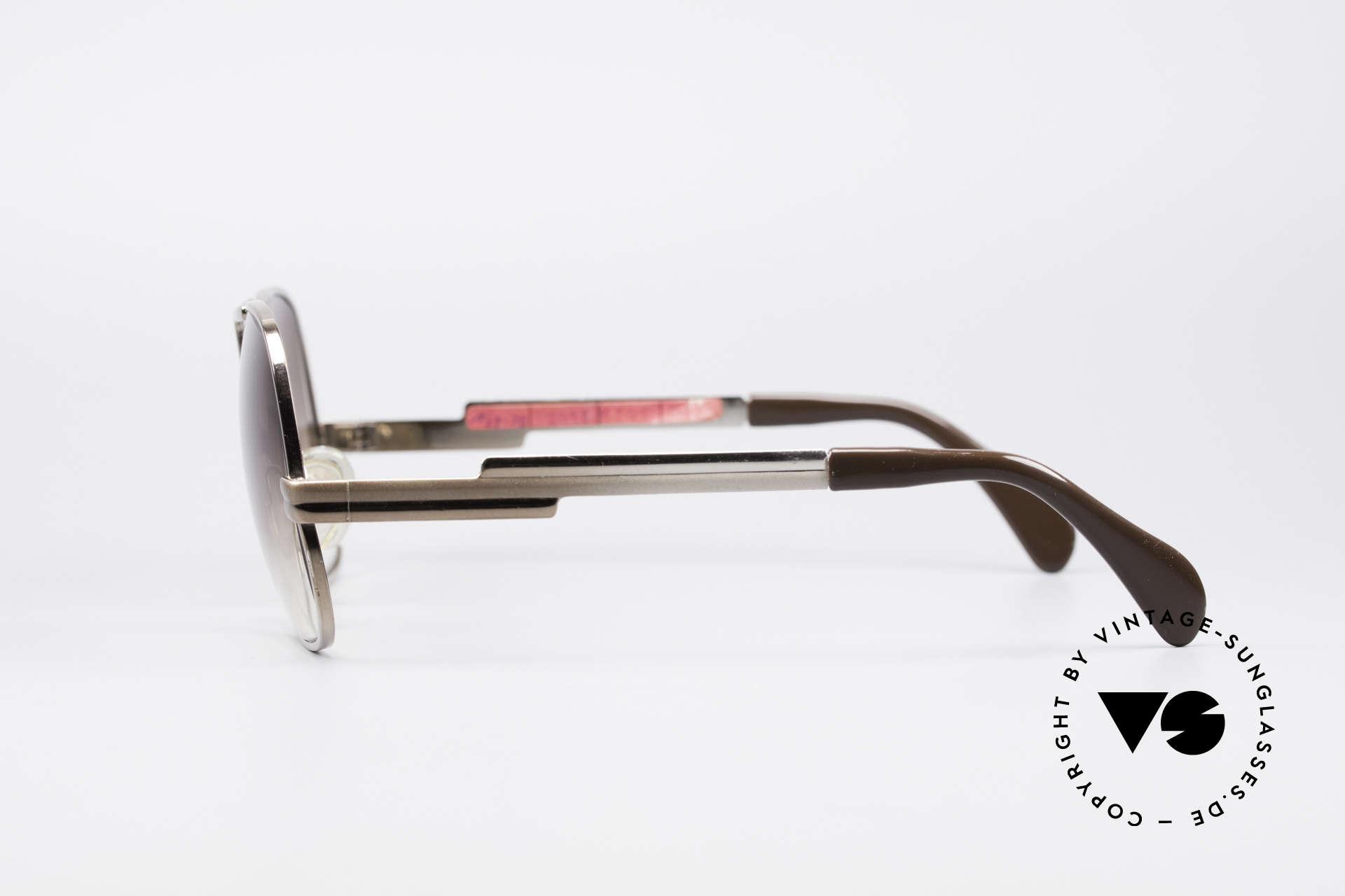 Cazal 701 Ultra Rare 70's Sunglasses, frame is made for lenses of any kind (optical / sun), Made for Men