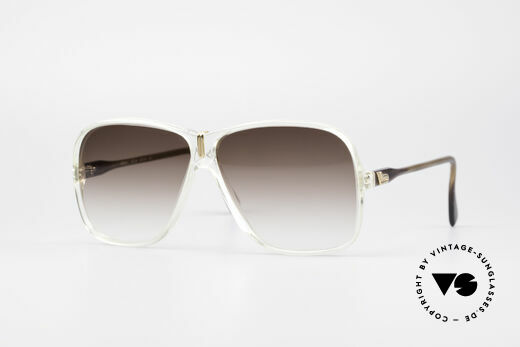 Cazal 621 West Germany Sunglasses Details