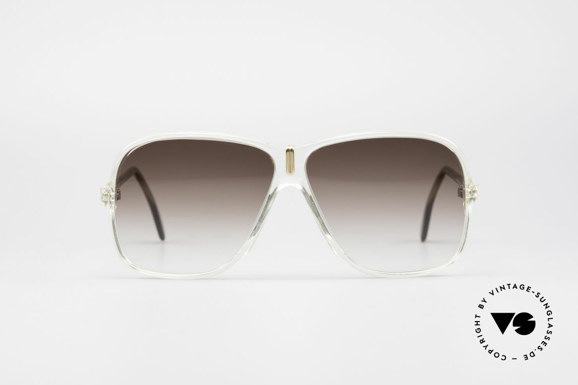 Cazal 621 West Germany Sunglasses, ultra rare frame (still with the old CAZAL logo), Made for Men