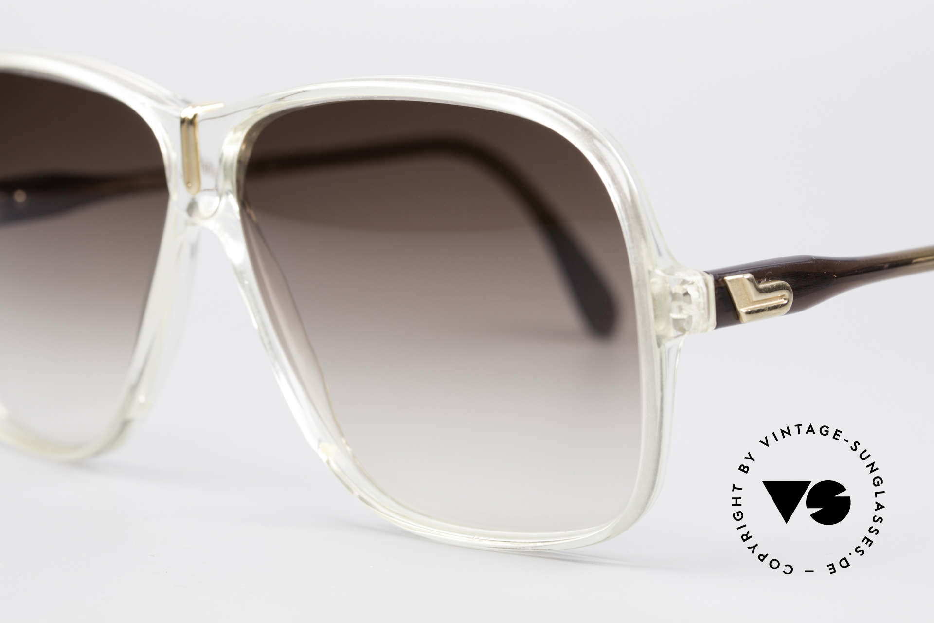 Cazal 621 West Germany Sunglasses, new old stock (like all our W.Germany Originals), Made for Men