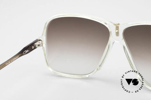 Cazal 621 West Germany Sunglasses, brown-gradient sun lenses (100% UV protection), Made for Men