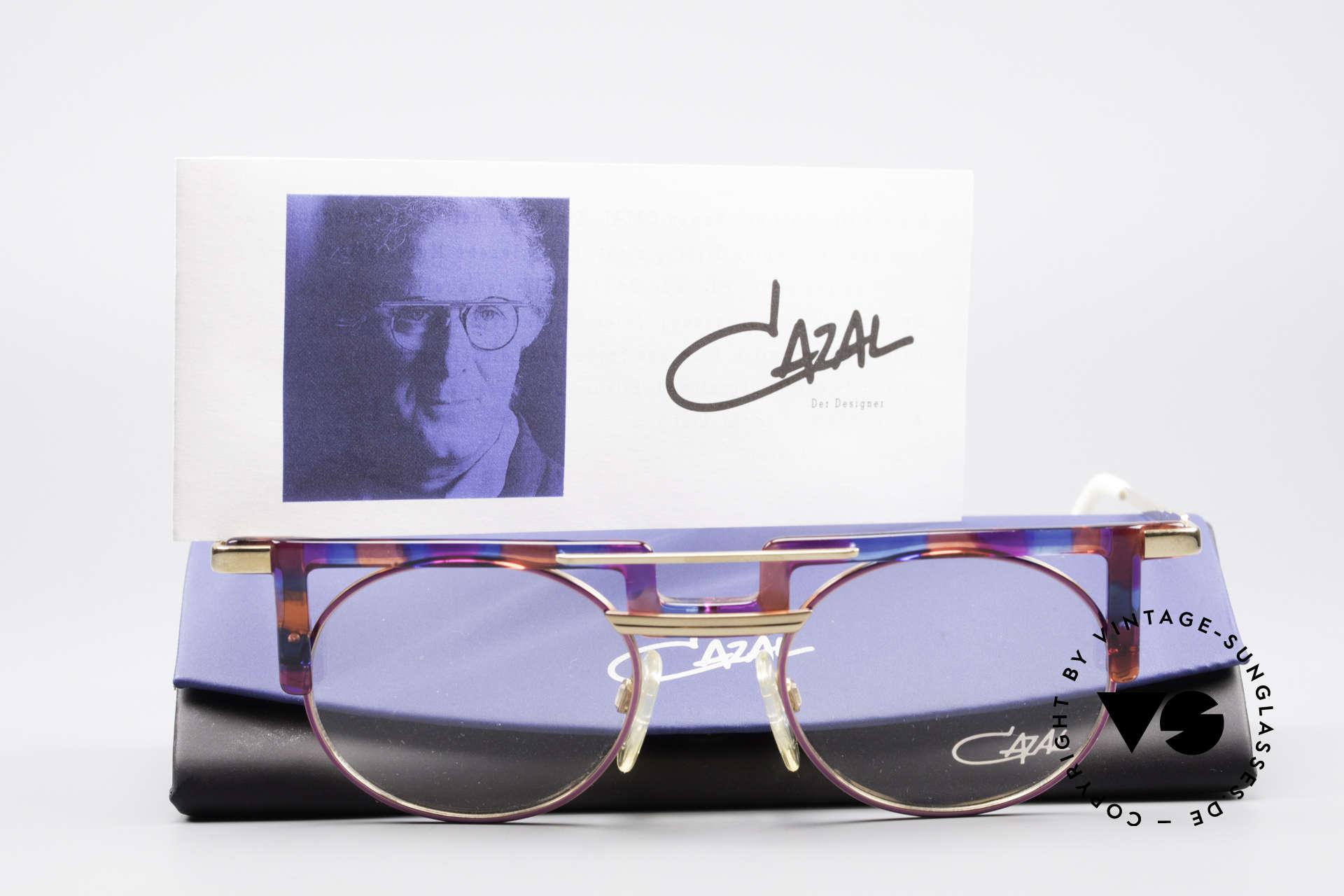 Cazal 745 Striking 90's Vintage Frame, Size: large, Made for Women