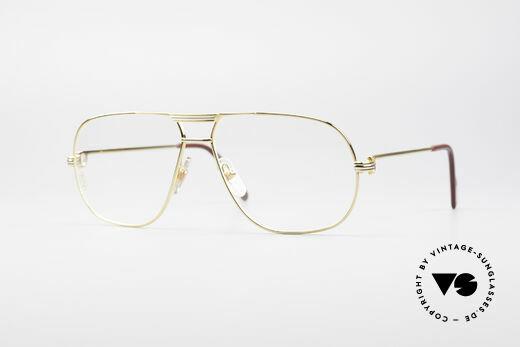 Cartier Tank - L Luxury Designer Frame Details