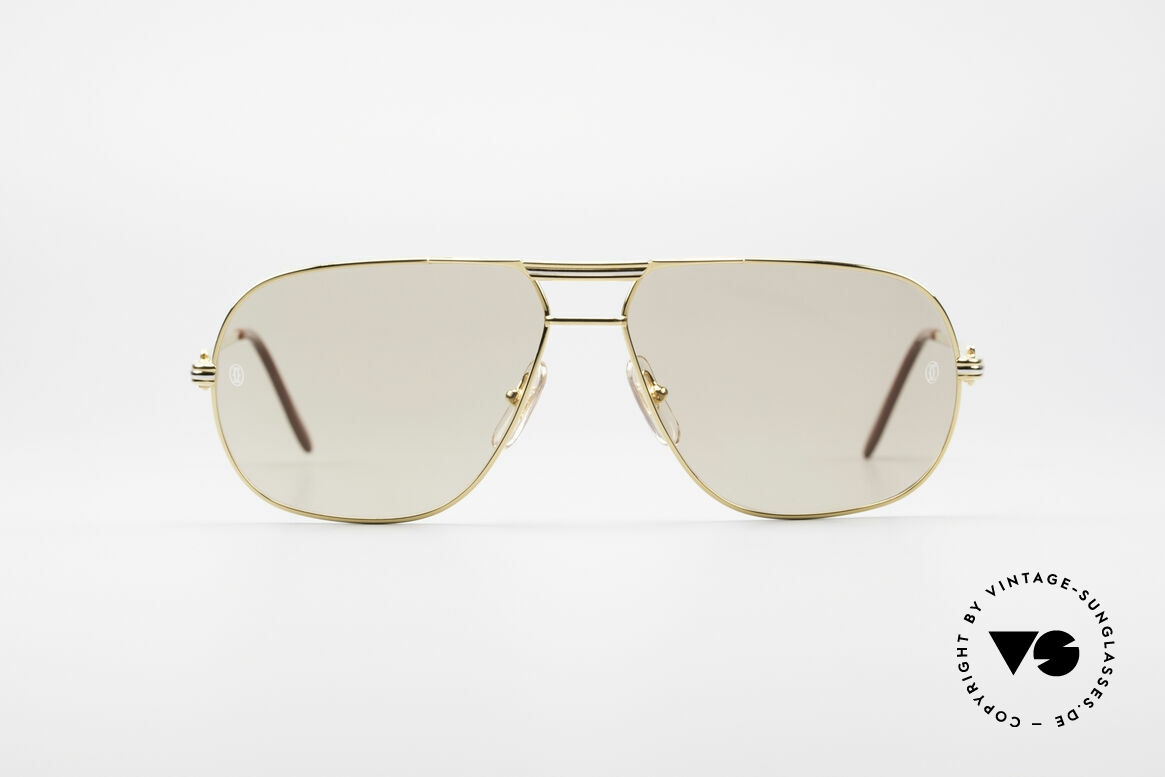 Cartier Tank - L Luxury Designer Sunglasses