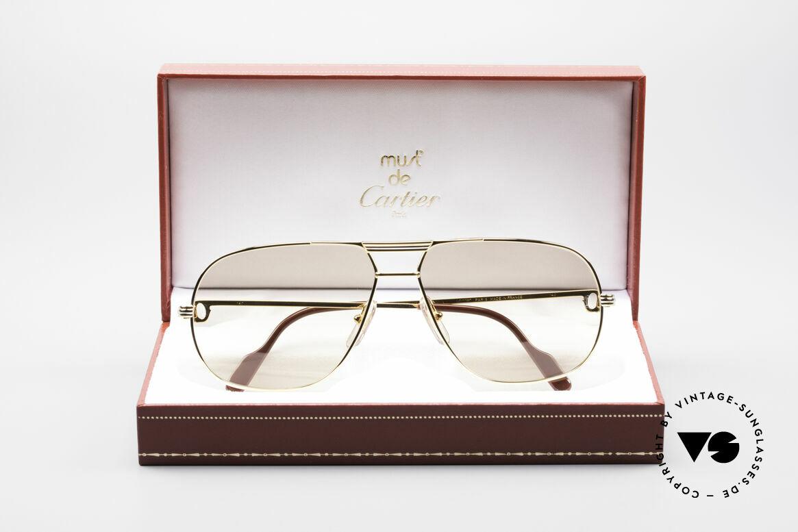 Cartier Tank - L Luxury Designer Sunglasses