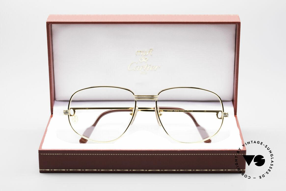Cartier Romance LC - L Luxury Designer Frame