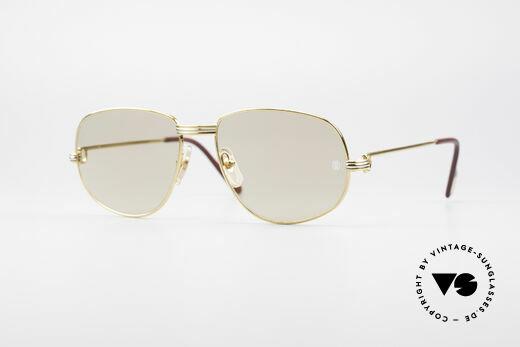 Cartier Romance LC - L Luxury Designer Shades Details