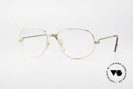 Cartier Romance LC - M Luxury Designer Glasses Details