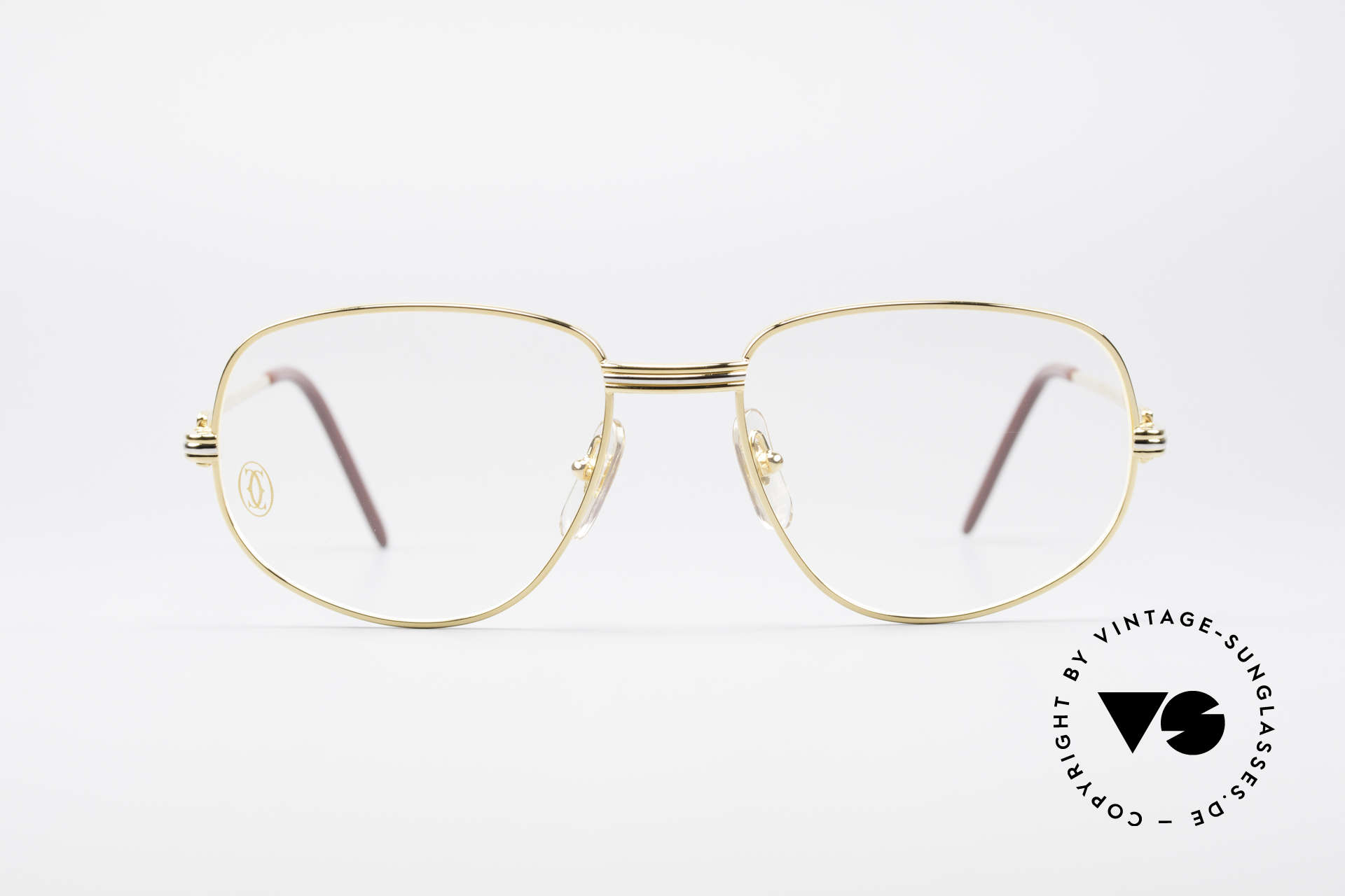 """Cartier Romance LC - M Luxury Designer Glasses, mod. """"Romance"""" was launched in 1986 and made till 1997, Made for Men and Women"""