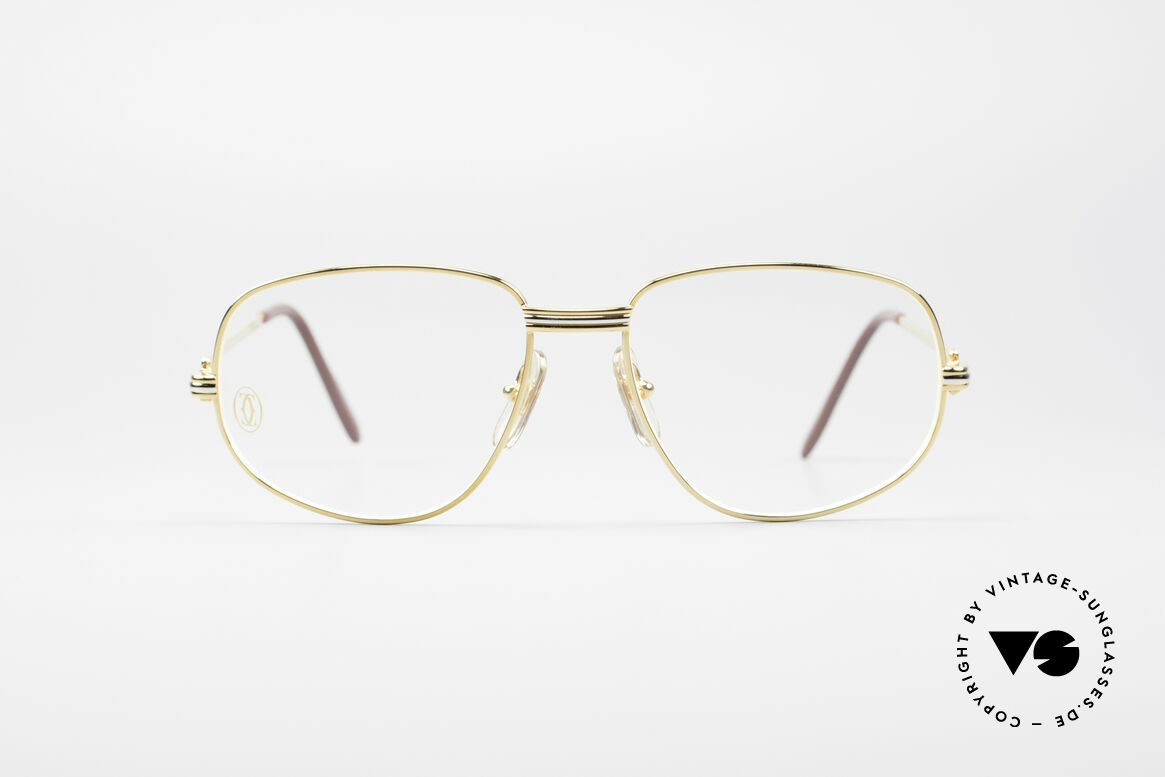 "Cartier Romance LC - S Luxury Designer Frame, mod. ""Romance"" was launched in 1986 and made till 1997, Made for Men and Women"
