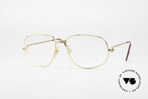 Cartier Romance LC - S Luxury Designer Frame Details