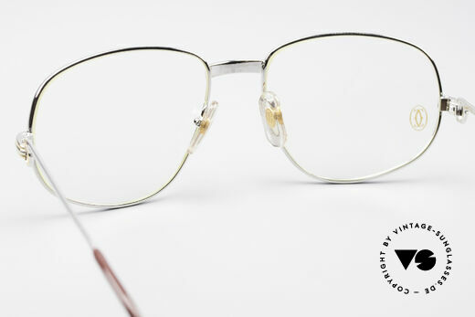 Cartier Romance LC - L Platinum Finish Frame