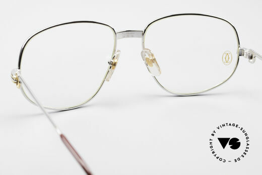 Cartier Romance LC - M Platinum Finish Glasses